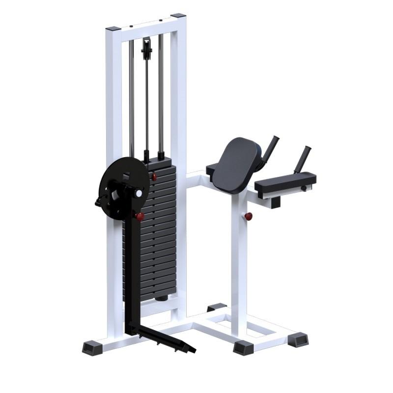 Глют-машина (стек 75кг) ARMS AR039.1