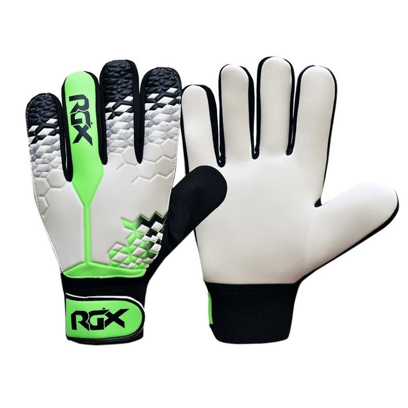 Перчатки вратаря RGX RGX-GFB03 Black/Green