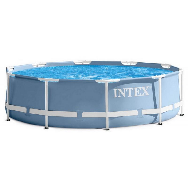 Каркасный бассейн круглый 305х76cм Intex Prism Frametm 26700