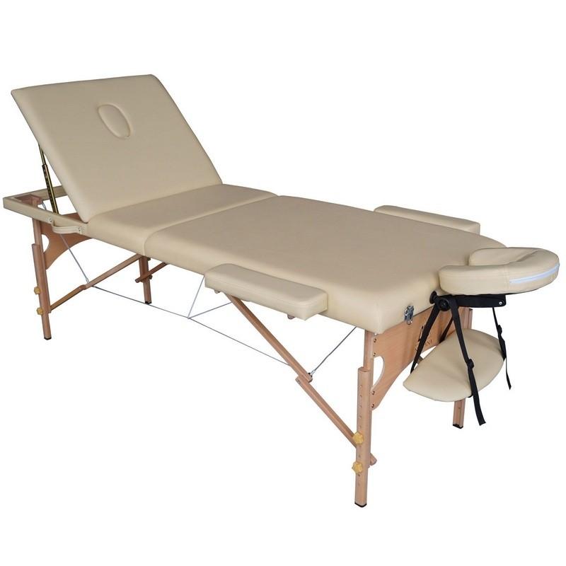 Массажный стол DFC Nirvana Relax Pro (Beige) TS3021_B2