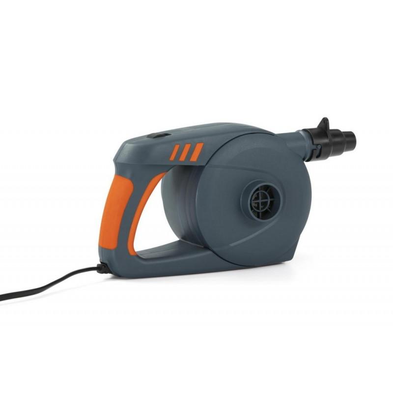 Насос электрический Bestway 220В Powergrip AC повыш.мощности, 1100л/м, 3 насадки в комплекте 62145