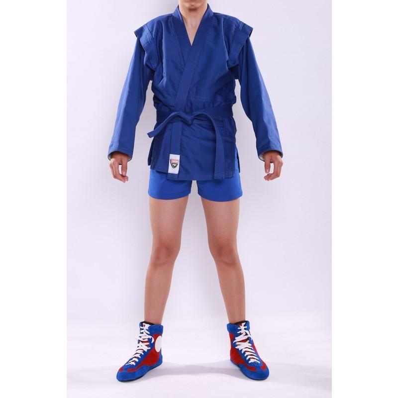 Куртка Sapsan Самбо с подкладкой К-5 синяя