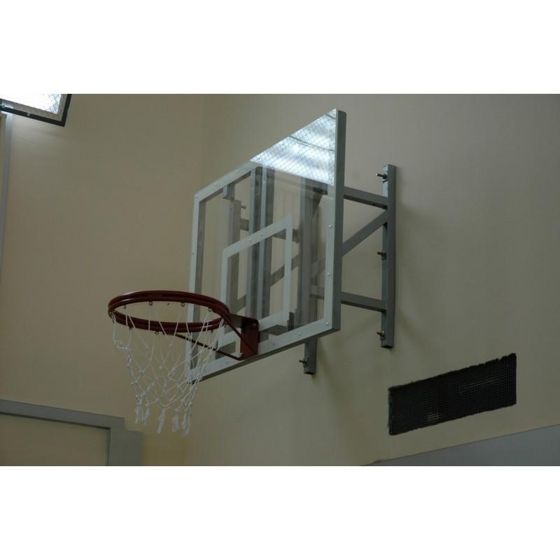 Щит баскетбольный Atlet тренировочный оргстекло 10 мм, 120х90 см IMP-A03