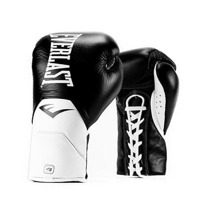 Перчатки боевые Everlast MX Elite Fight 10 oz черный P00000675