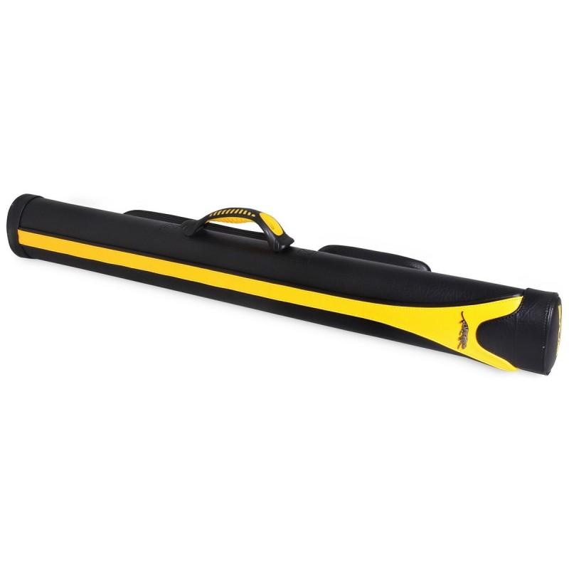 Тубус Predator Sport 2x2 05103 чёрный\жёлтый