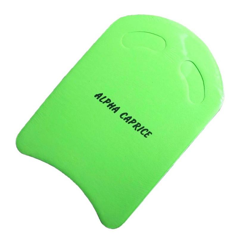 Доска для плавания Alpha Caprice AC-BSW02 Green/White