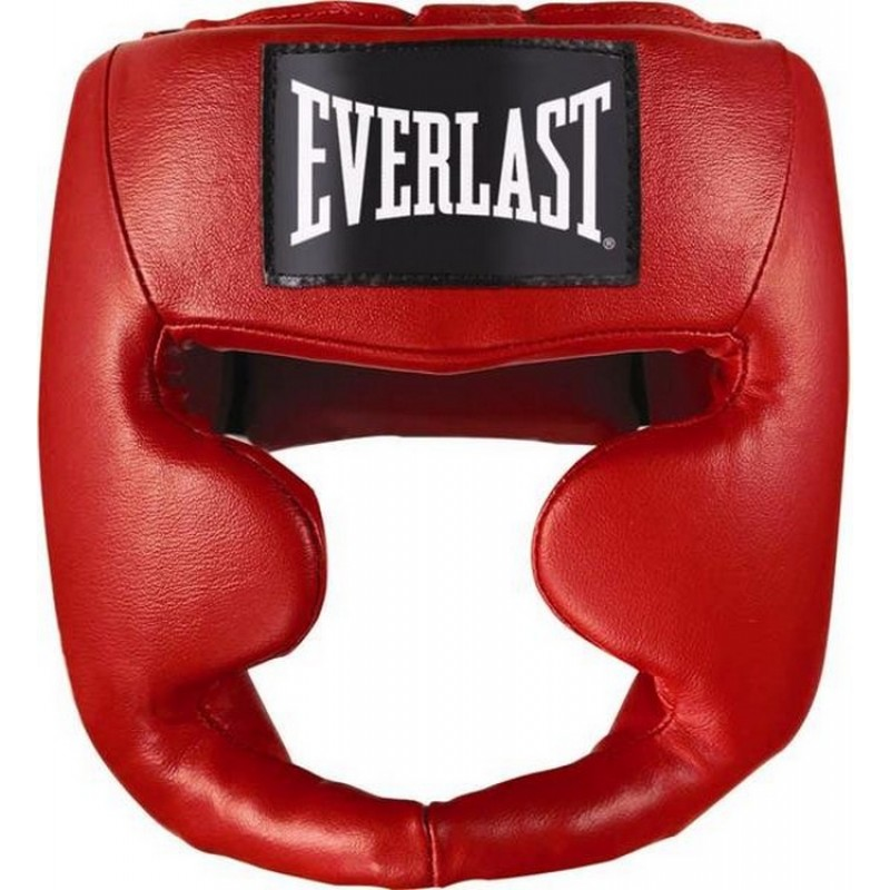Шлем Everlast Martial Arts Leather Full Face 7620LXLU