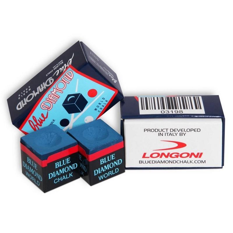 Мел Longoni Diamond 2шт 03198 Blue