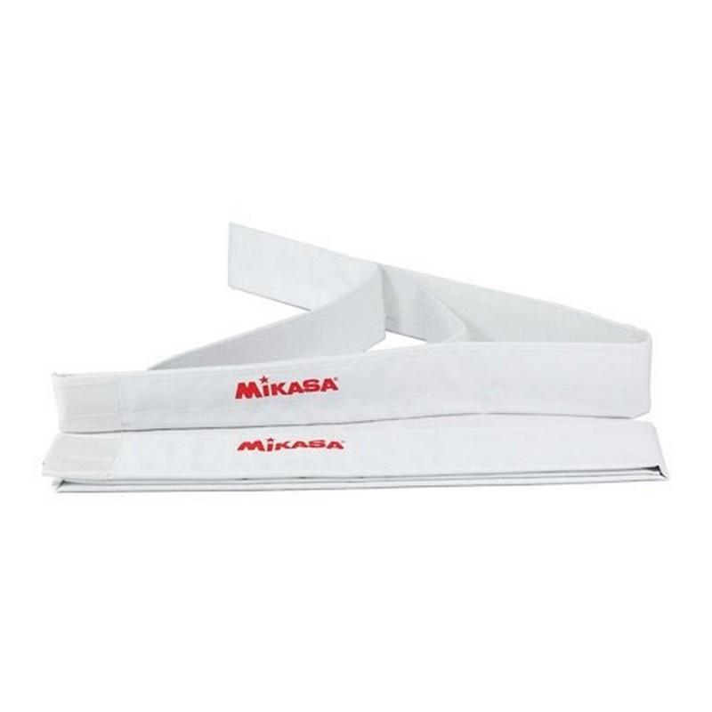 Карманы для волейбольной сетки Mikasa SDB синтетическая кожа, 2 штуки