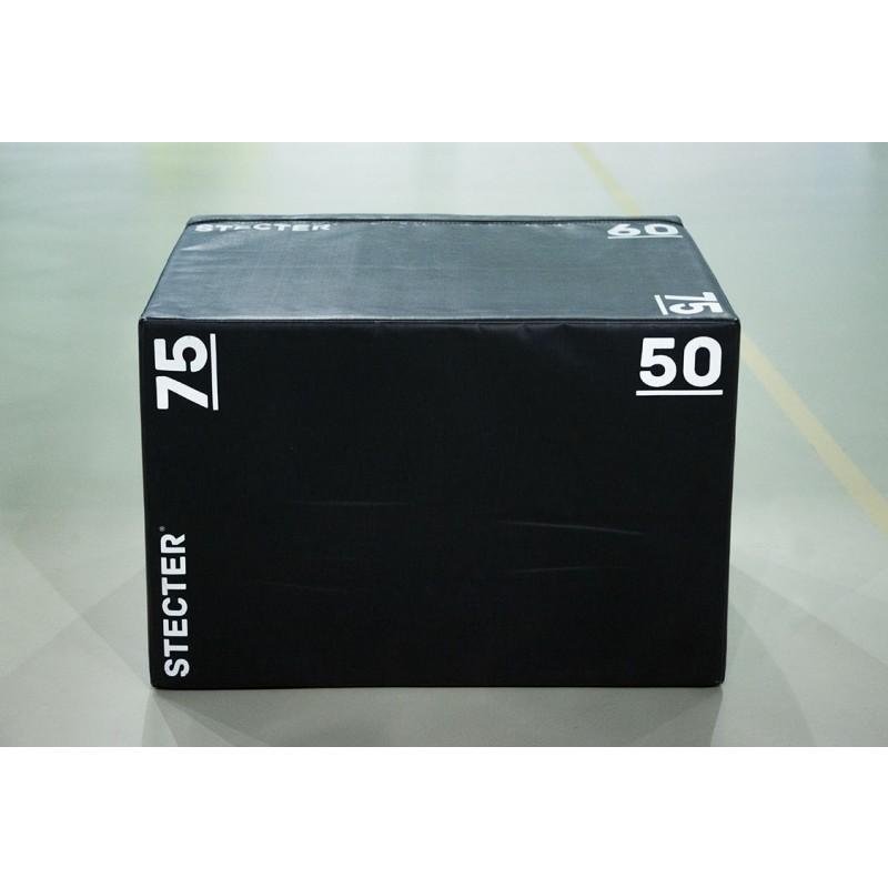Безопасная тумба для прыжков Stecter 75-60-50 (плиобокс) 2341