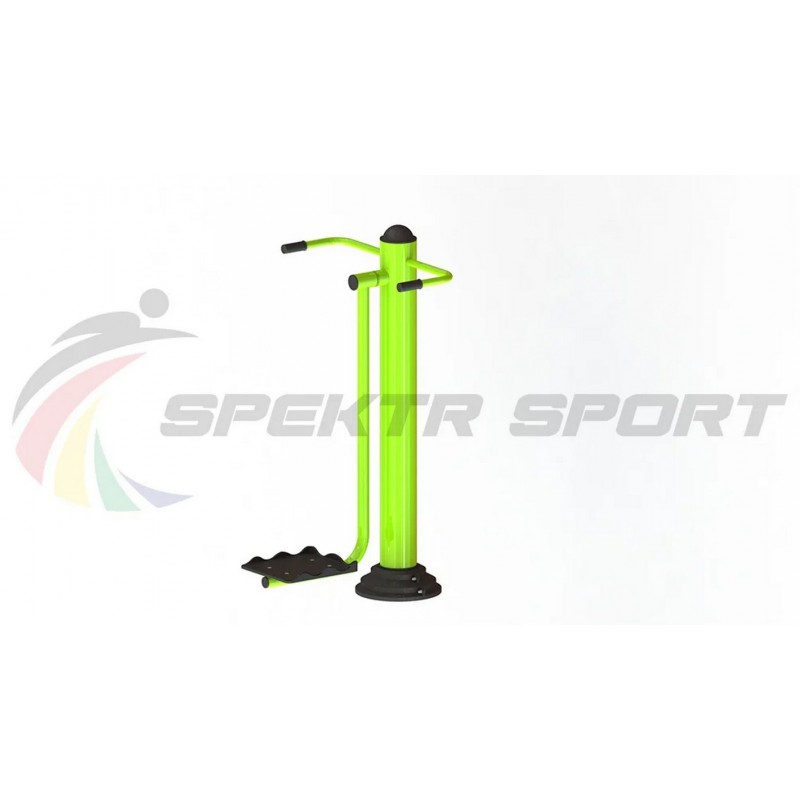 Уличный тренажер взрослый Маятник для одного Spektr Sport ТС 104