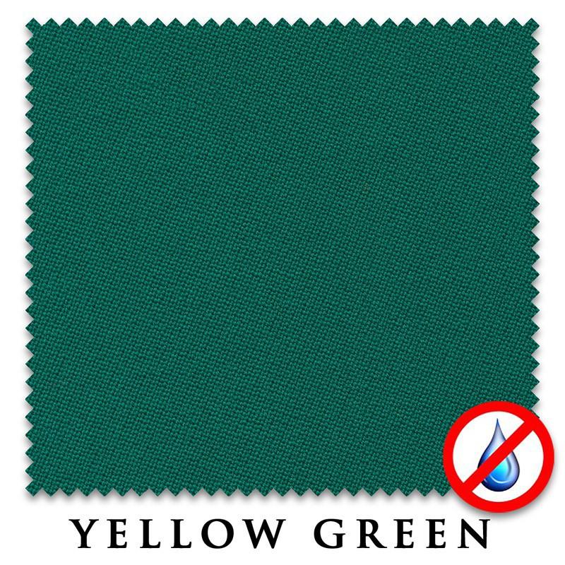 Сукно Iwan Simonis 760 H2O 195см 00888 Yellow Green