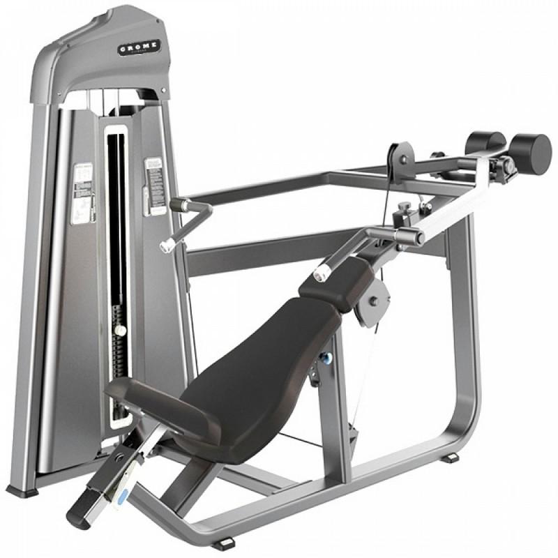 Наклонный жим от груди Grome Fitness 5013А