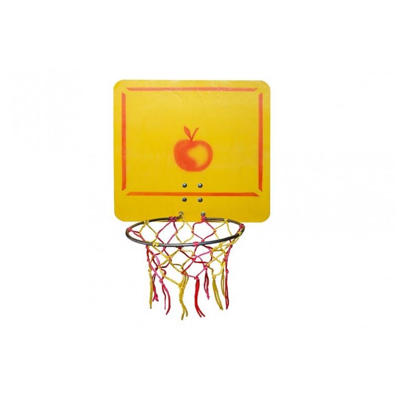 Кольцо баскетбольное со щитом Пионер