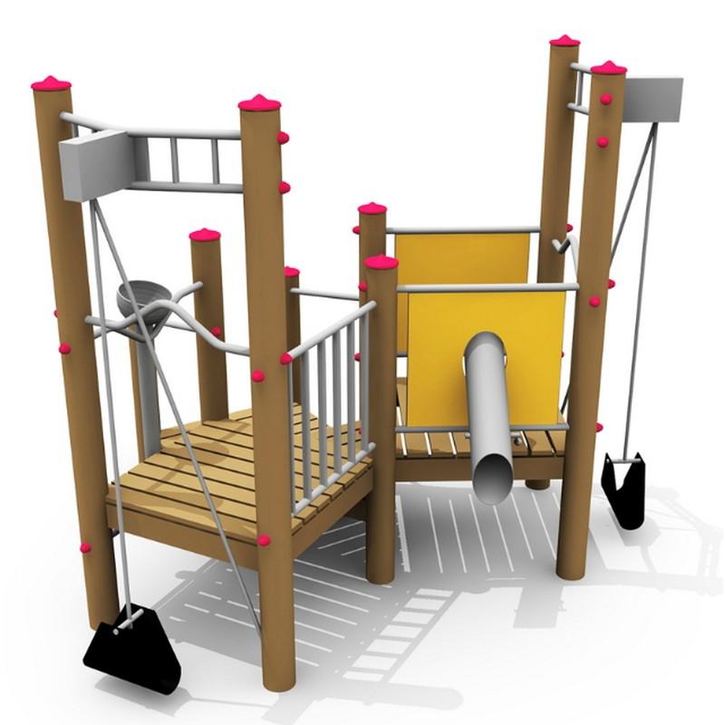 Детская площадка для игр с песком Hercules Стар 32292