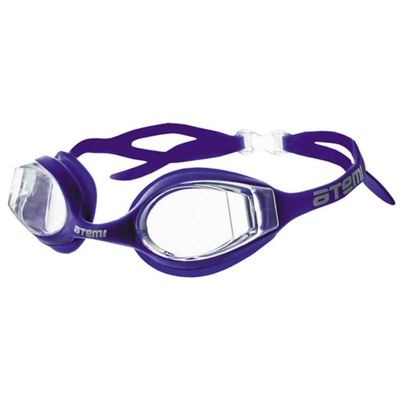 Очки для плавания Atemi N8401 синий