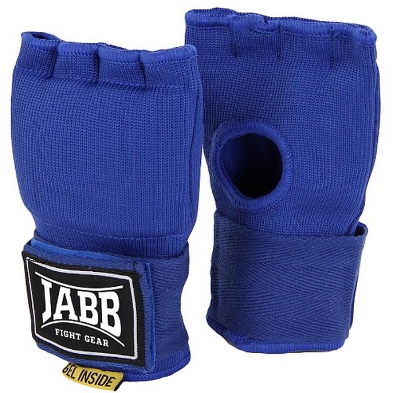 Накладки под перчатки с гелем Jabb JE-3013 синий