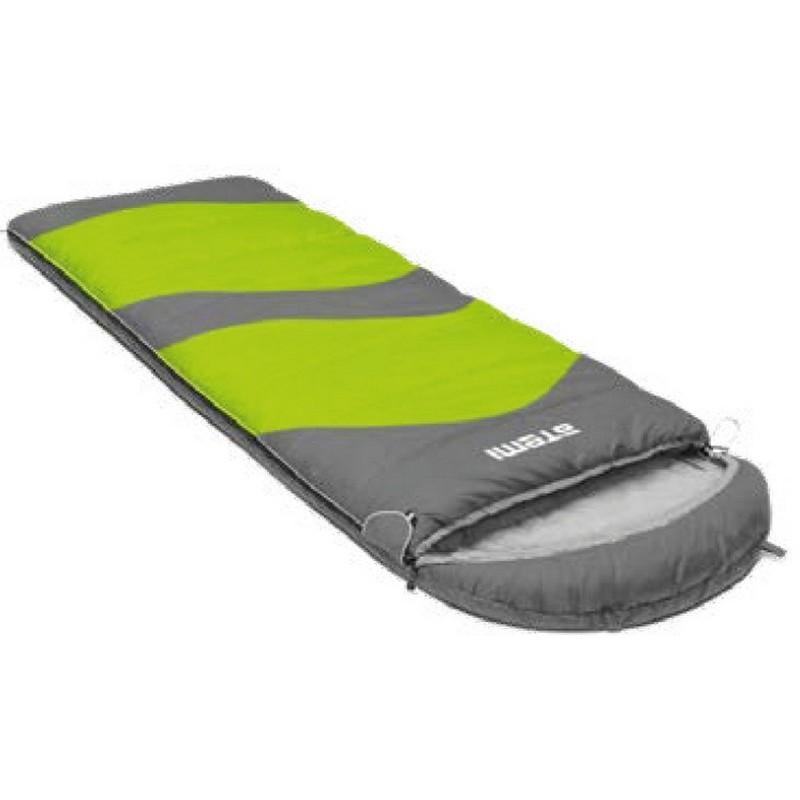 Спальный мешок туристический Atemi 200 г/м2, +12 С, right, Quilt 200R