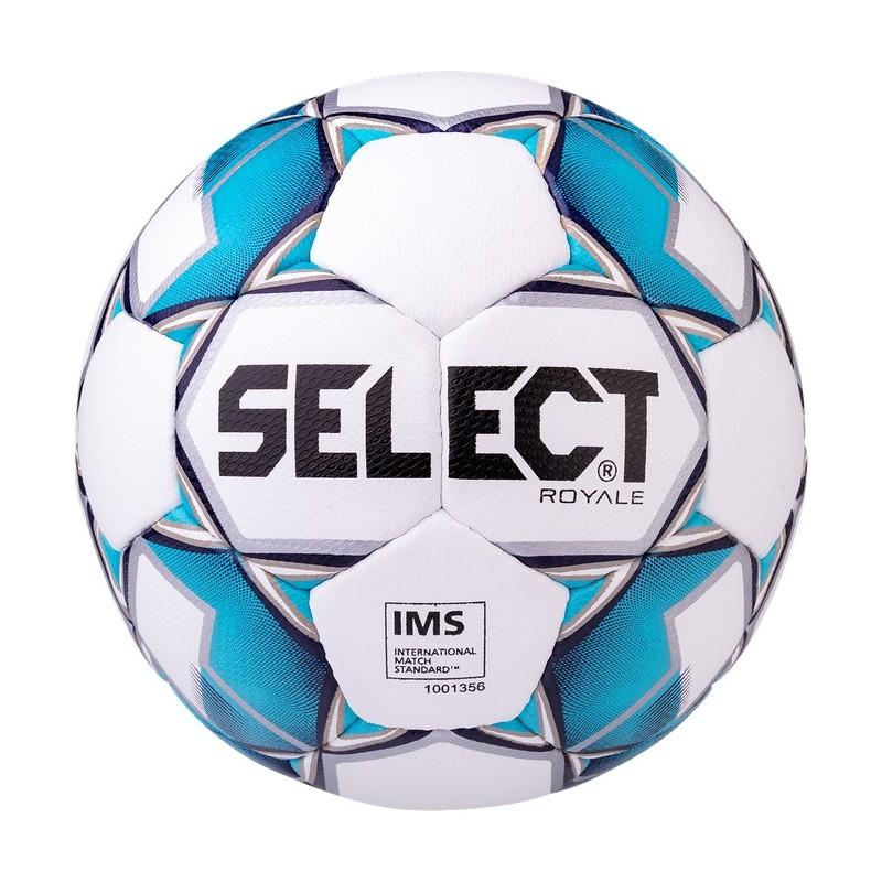 Мяч футбольный Select Royale 814117-102 р.4