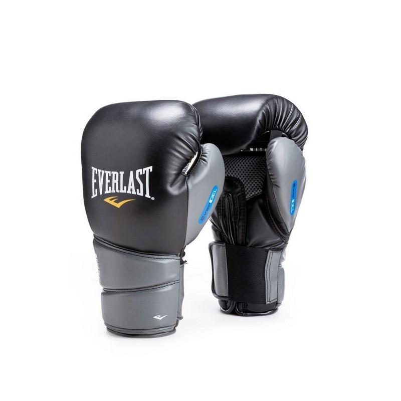 Перчатки тренировочные Everlast Protex2 GEL PU 16 oz LXL 3116GLLXLU
