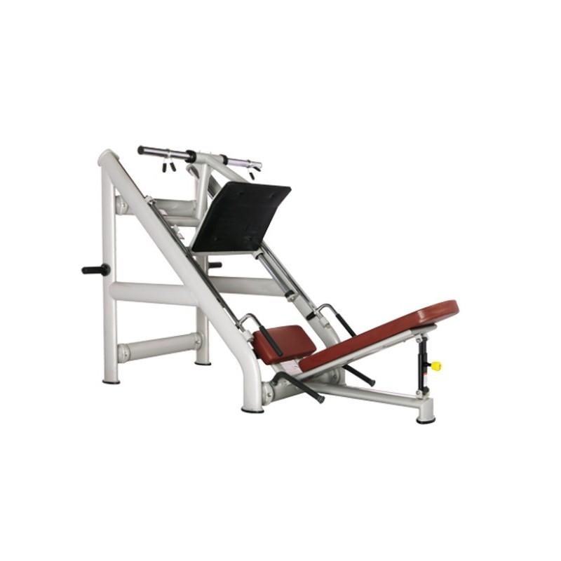 Жим ногами под углом 45 градусов Bronze Gym H-022