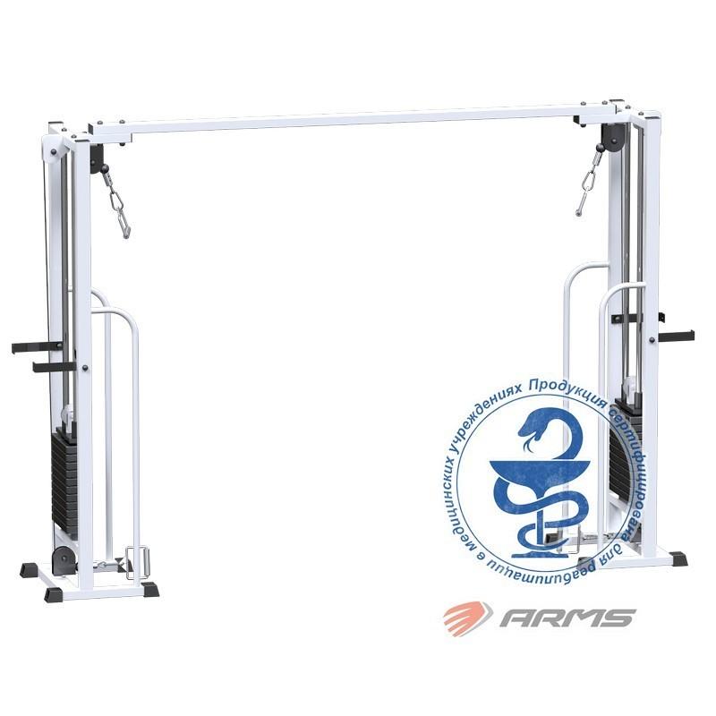 Реабилитационный кроссовер ARMS AR060.2x2050
