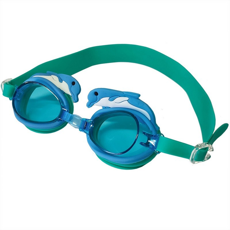 Очки для плавания B31578-0 Голубой/зеленый