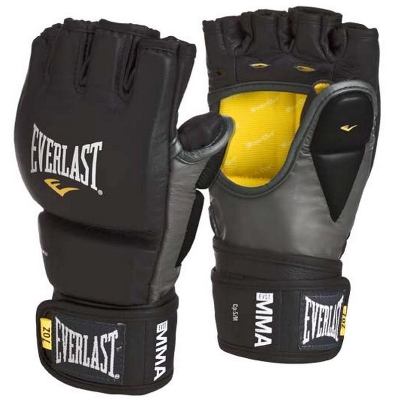 Перчатки тренировочные Everlast MMA Grappling 7682