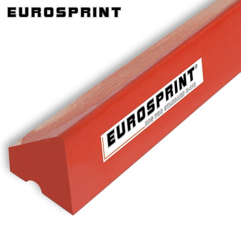 Резина для бортов Eurosprint Standard Rus Pro U-118, 152см 10фт, 6шт.