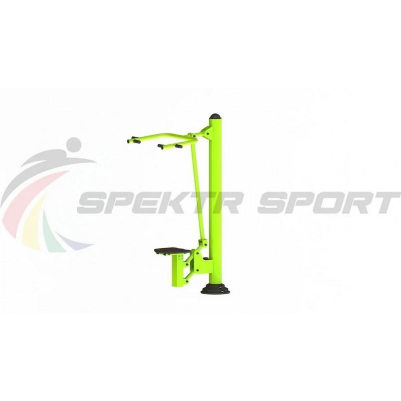 Уличный тренажер взрослый Подтягивание для одного Spektr Sport ТС 107