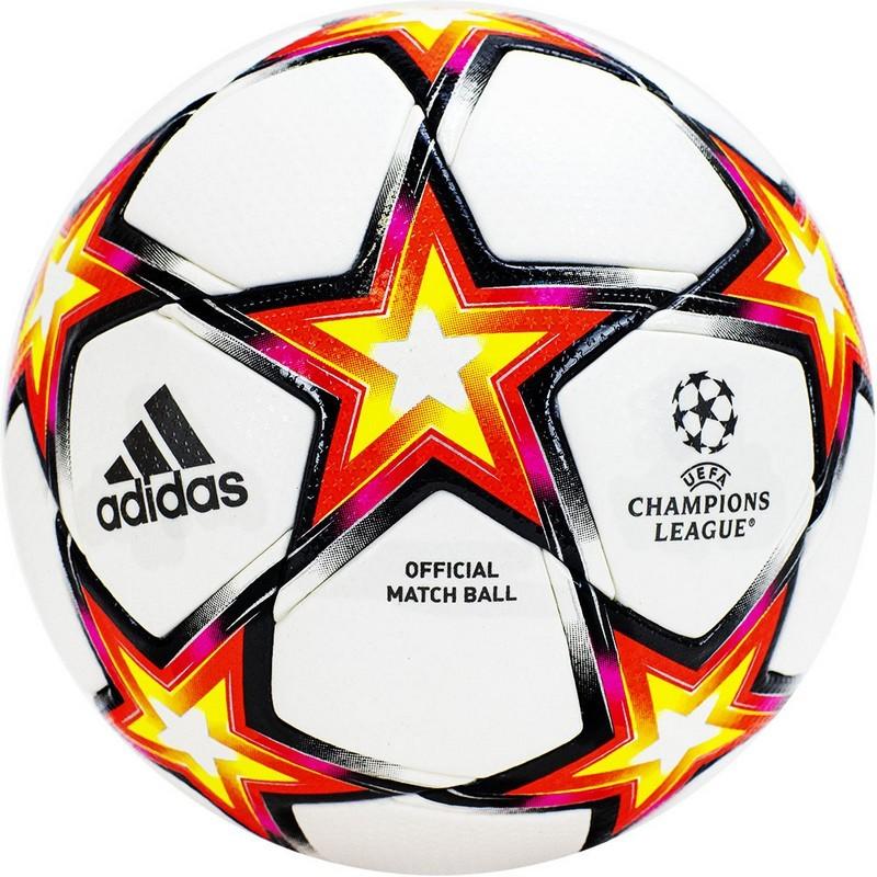 Мяч футбольный Adidas UCL PRO Ps GU0214 р.5