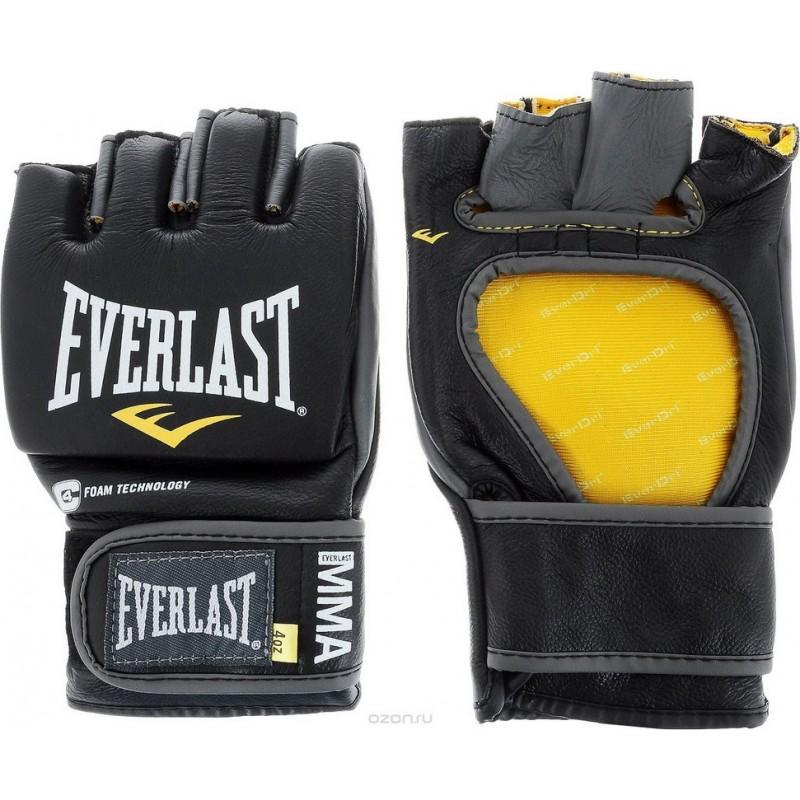 Перчатки боевые Everlast MMA Competition без пальца 7674