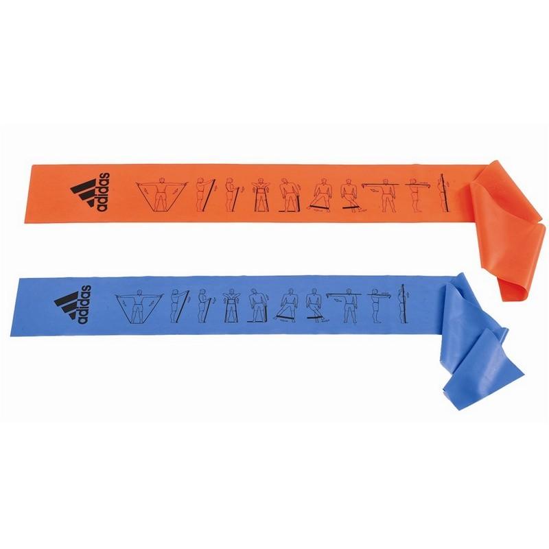 Набор эластичных лент (пара) Adidas ADTB-10604