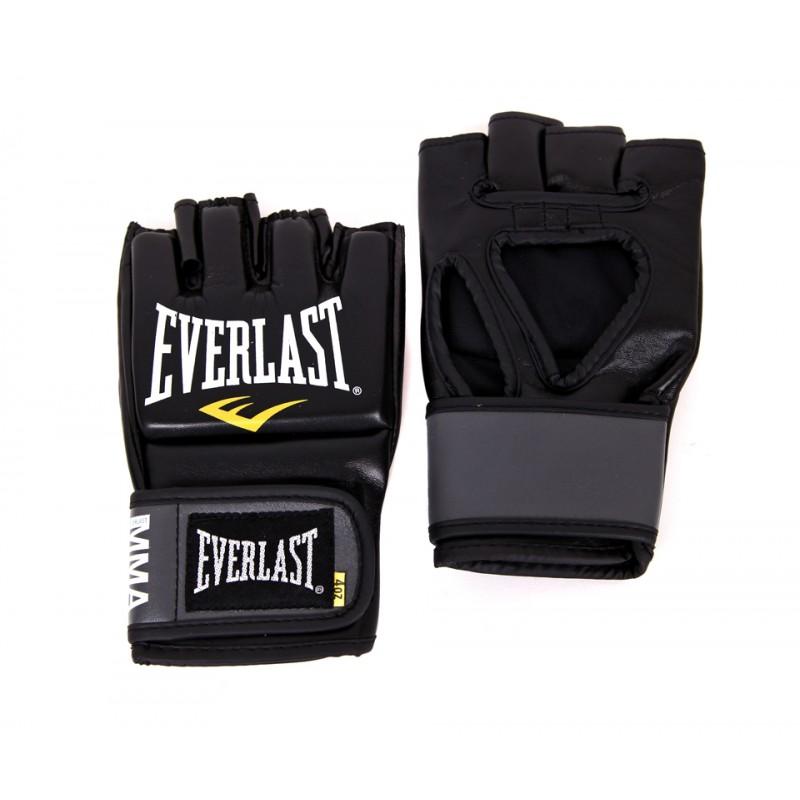 Перчатки тренировочные Everlast Pro Style Grappling 7778