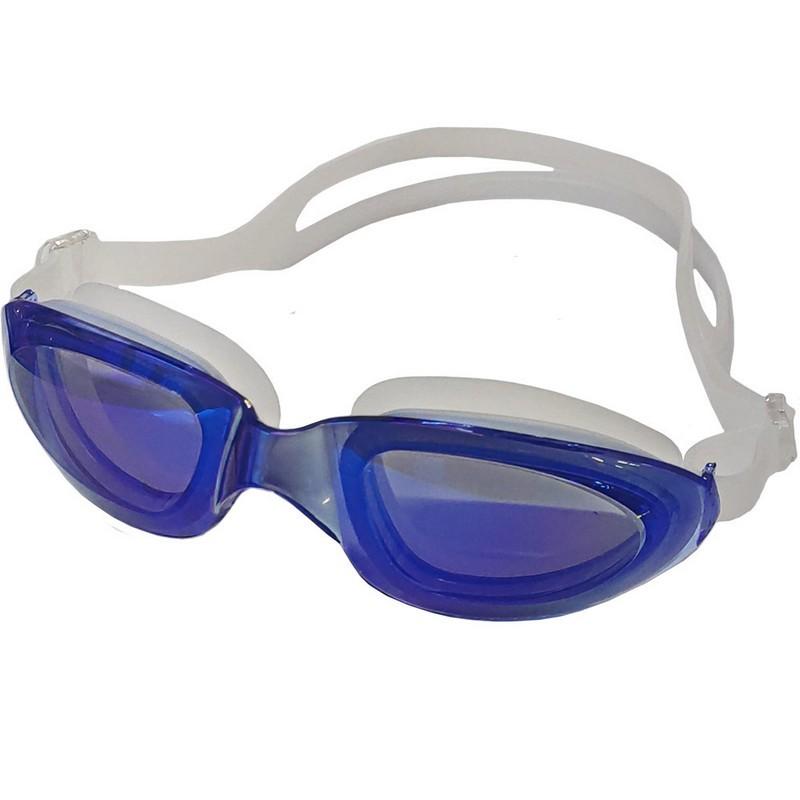 Очки для плавания зеркальный B31538-1 Синий