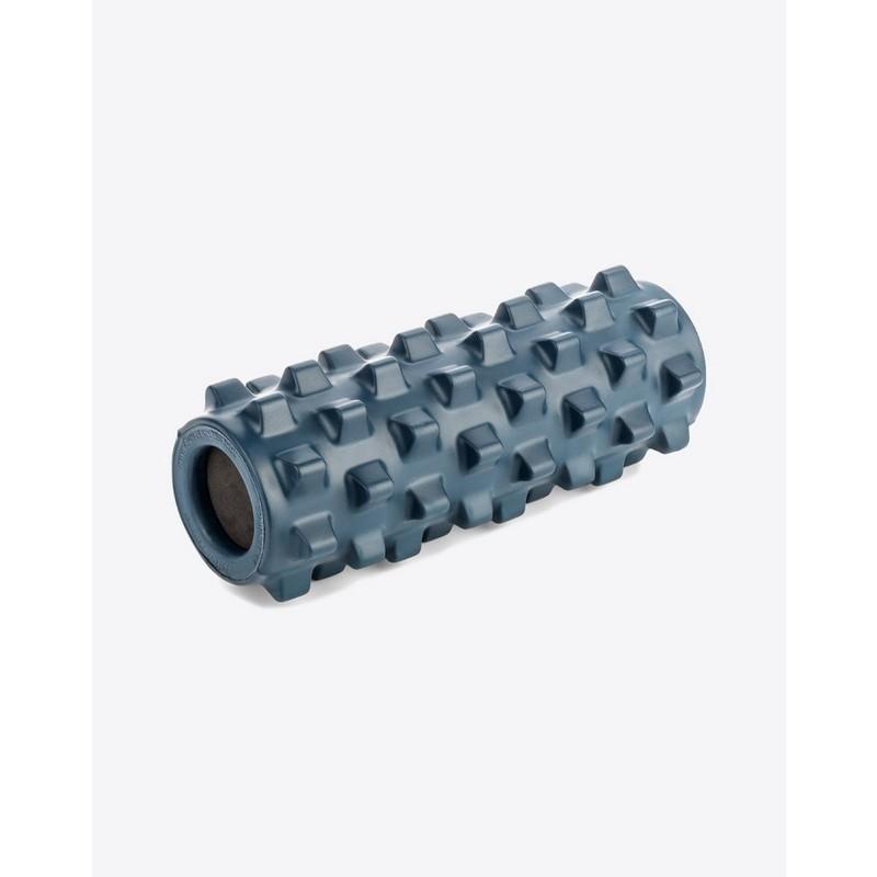 Компактный массажный ролик RumbleRoller Compact RR126 синий
