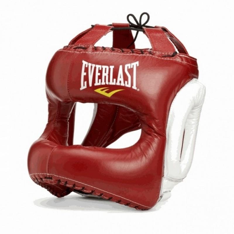 Шлем боксерский Everlast MX Headgear 310400