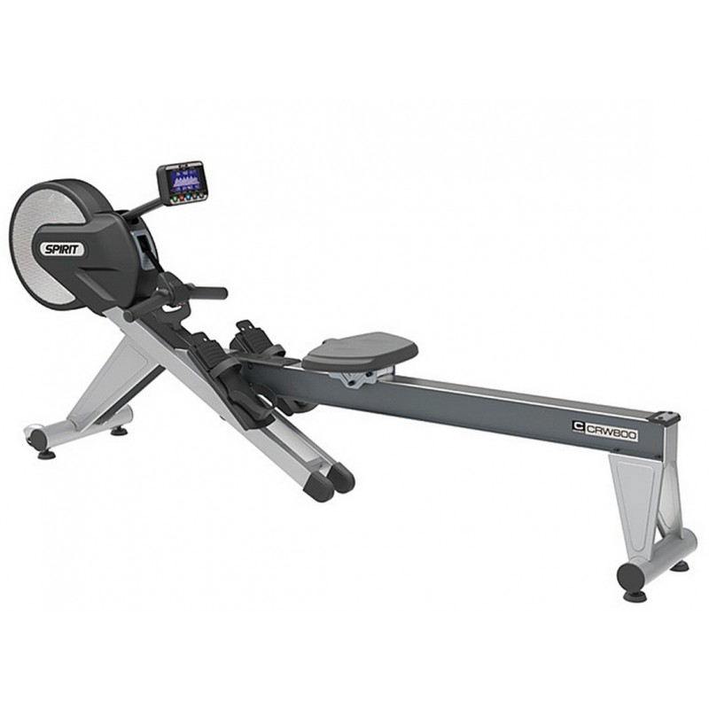 Гребной тренажер Spirit Fitness CRW800 Graphite gray
