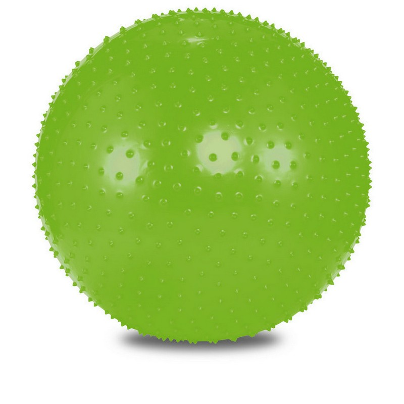 Мяч массажный 55 см, без насоса 1855LW салатовый