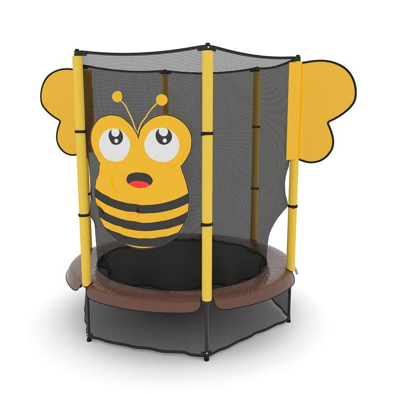 Батут Unix 4.6 ft Bee (140 cm) TR46BEE