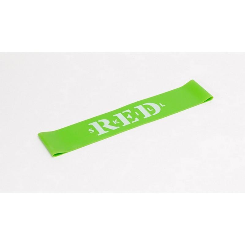 Резиновая лента RED Skill зеленая #2