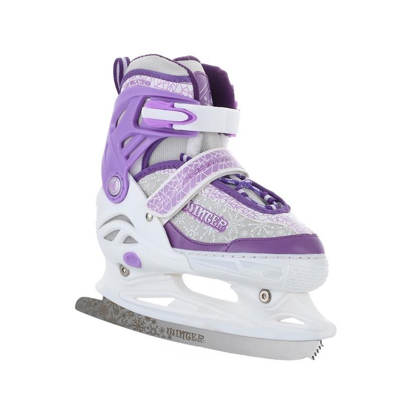 Раздвижные коньки RGX Winter violet