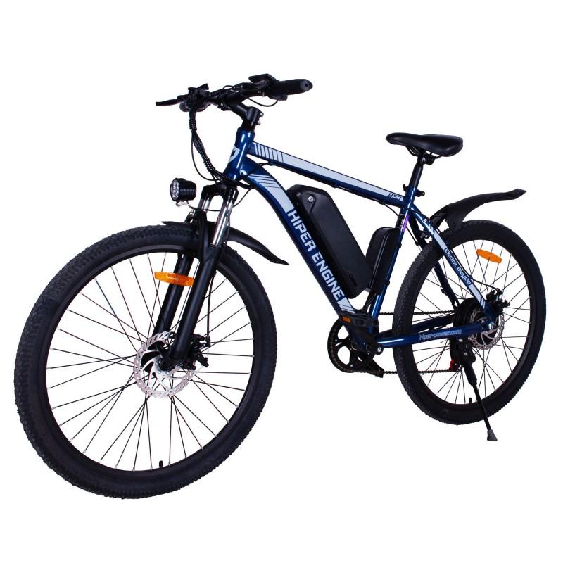 Электровелосипед Hiper Engine B53 (2021) Midnight Blue