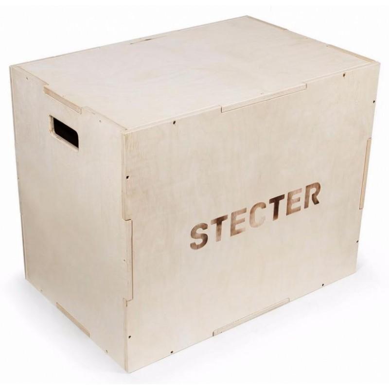 Тумба для запрыгивания Stecter 75-60-50 см (фанера) 2090