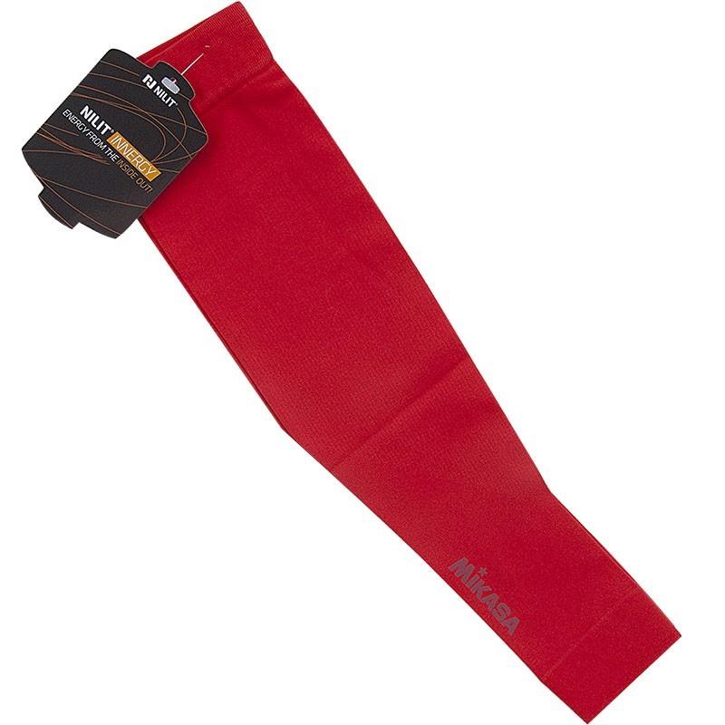Нарукавники волейбольные 2 шт. Mikasa MT415-04 ярко-красные
