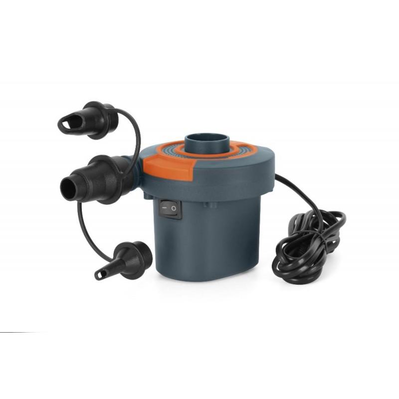 Насос электрический Bestway 220В Sidewinder AC 680л/м, 3 насадки в комплекте 62139
