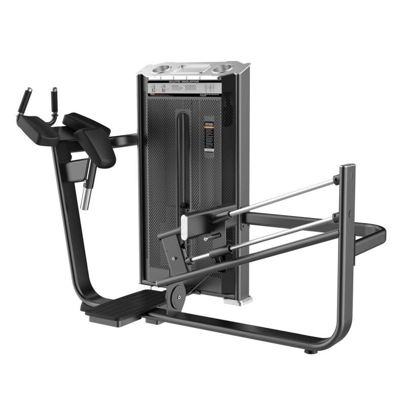 Глют-машина. Ягодичные (Glute Isolator) DHZ Kurtsyn Gym E-7024A