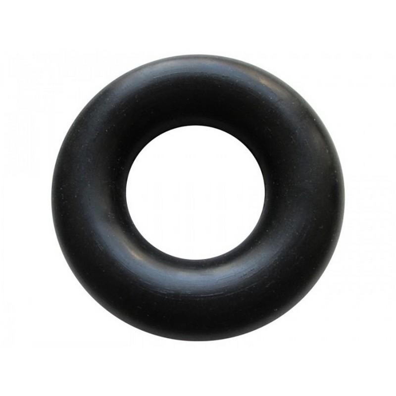 Эспандер кистевой, кольцо 50 кг (черный) ЭРК-50