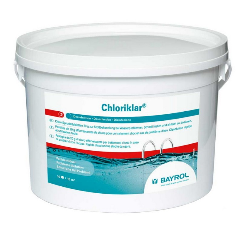 Хлориклар (Chloriklar) Bayrol 4531114, 5 кг ведро