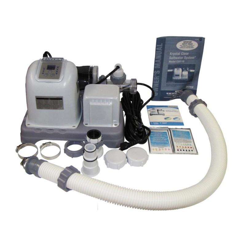 Хлорогенератор 220В (объем до 26500 л.) Intex 28668